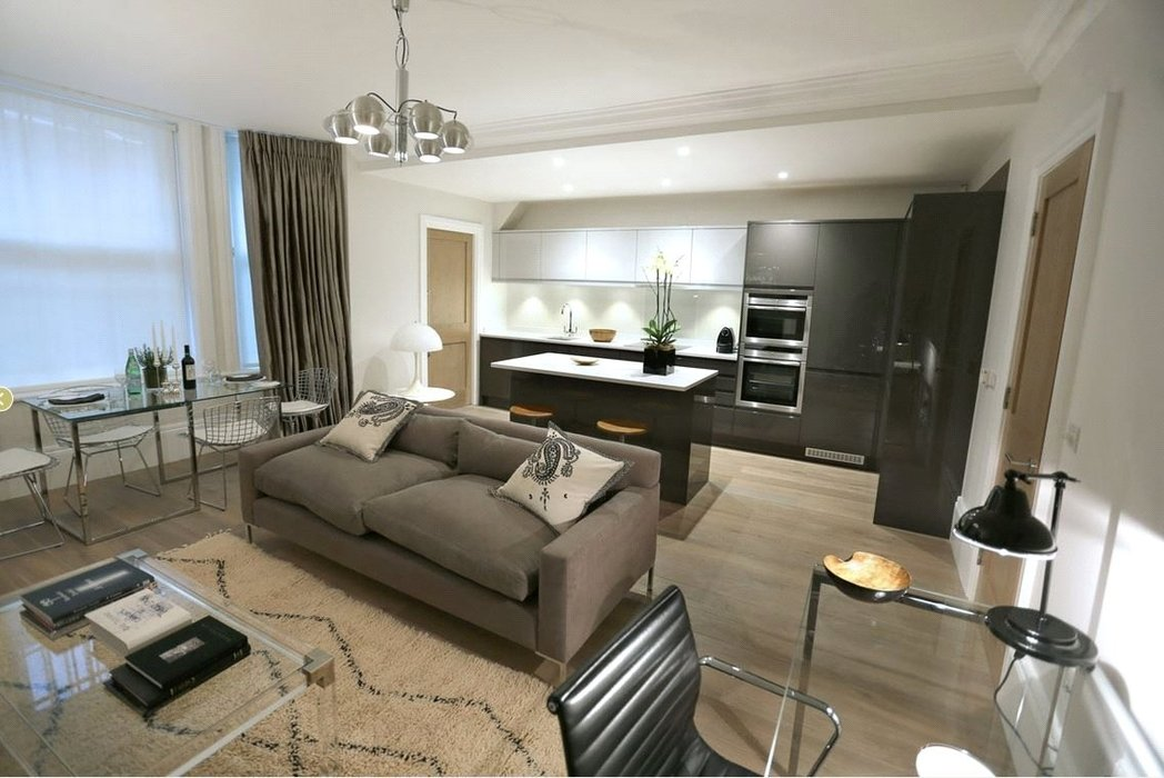 1 bedroom Flat to let in Marylebone,London - Image 1