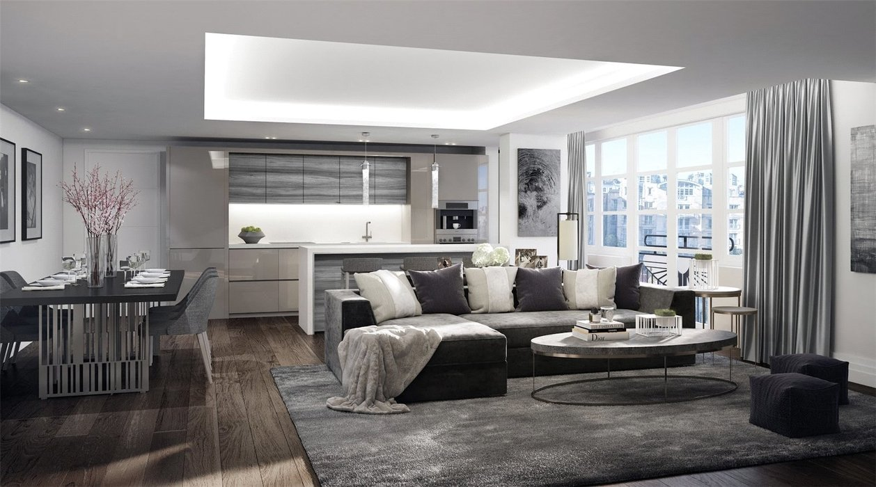 2 bedroom Flat / Apartment,Development for sale in Bayswater,London - Image 2