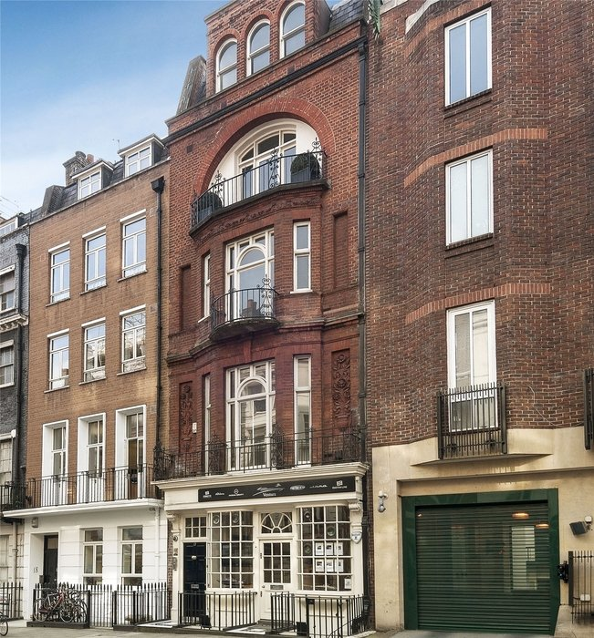 Property to let in Mayfair,London - Image 1
